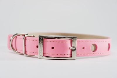 Brookenjack Luxury Waterproof Dog Collar - Layered Pattern