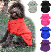Dog Flex-fit Hoodies