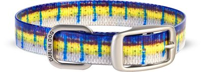 Dublin Dog KOA Collars - Blue Marlin