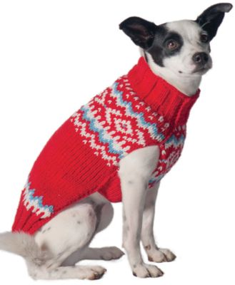 Fairisle Dog Sweaters