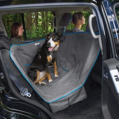 Half Dog Vehicle Seat Hammock