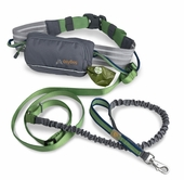 OllyDog Mt Tam Running Belt & Leash