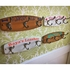 Personalized Wooden Dog Leash Hangers
