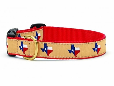 Texas Dog Collar - Made In The USA
