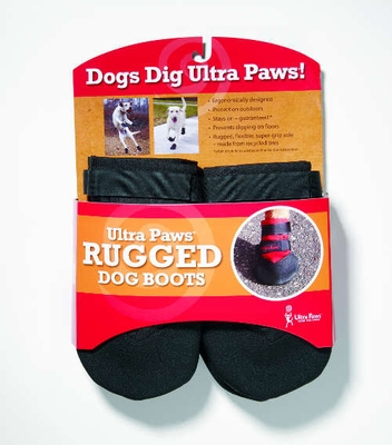 "Ultra Paws ""Rugged"" Dog Boots"