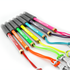 WalkyDog Color Splash Dog Bike Leash