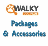 WalkyDog Plus Bike Leash Packages & Accessories
