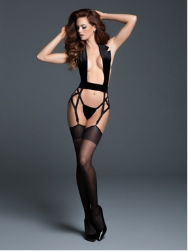 Adore A1047 Le Petite Smoking Little Black Tuxedo