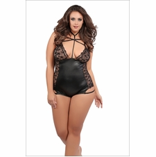Allure 10-1032XK Ariane Lace Hot Teddy