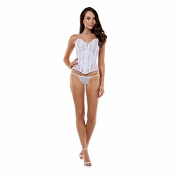 Bella Nights Corset Set