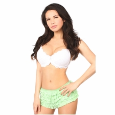 Daisy Ruffle Panty In 26 Colors to Size 6X