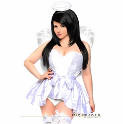 Daisy TD-110 Top Drawer 4 PC Sweet Angel Costume