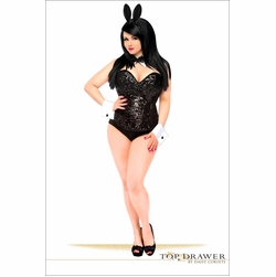 Daisy TD-116 Top Drawer Sequin Bunny Costume
