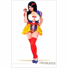 Daisy TD-117 Top Drawer Poisoned Apple Costume