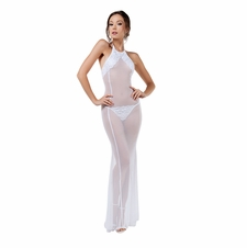 Duchess Sheer Night Gown With Panty