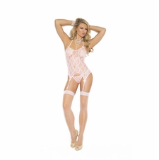 Elegant Moments 1152 Camisette, G-String And Stockings