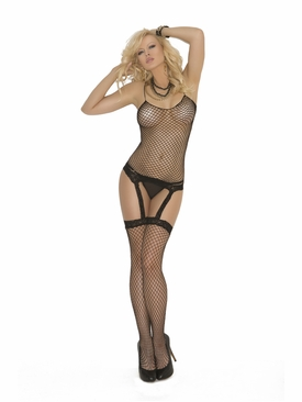 Elegant Moments 1402 Fence Net Camisette Set