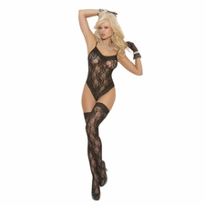Elegant Moments 1541 Lace Teddy