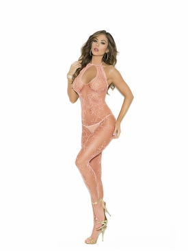 Elegant Moments 1652 Fishnet Bodystocking