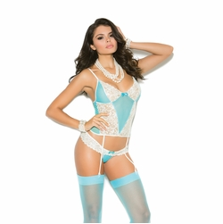 Elegant Moments 4276 Bustier Set
