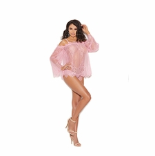 Elegant Moments 44009 Off Shoulder Top & Panty