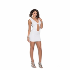 Elegant Moments 88059 Lycra Mini Dress