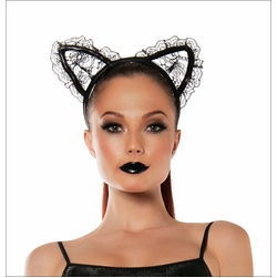 Fetish Fantasy Lace Cat Ears