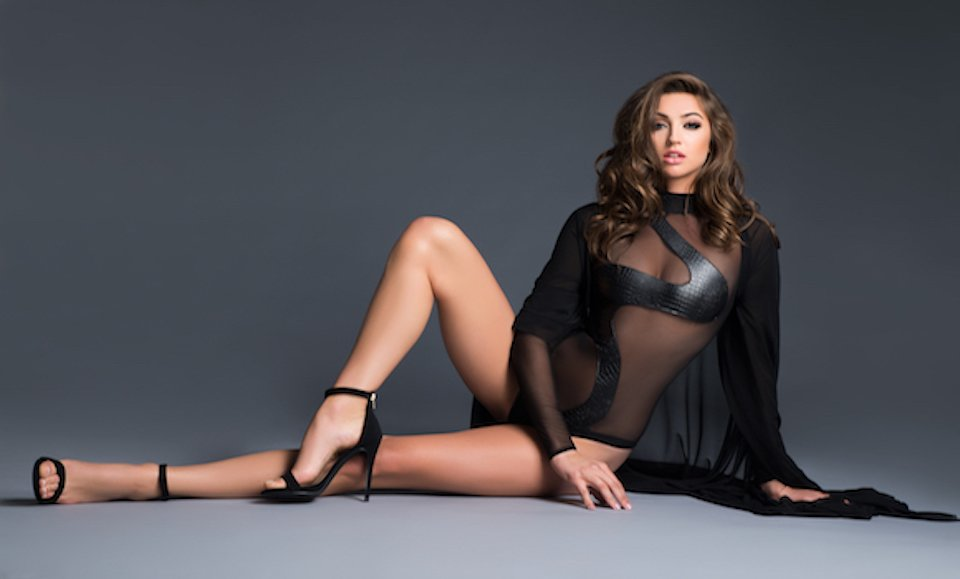 Leather and Vinyl Lingerie