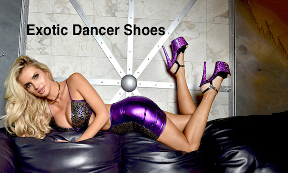 Exotic Dancer Shoes