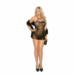 Lace Babydoll And Matching G-String