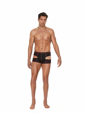 Men's Cut Out Boxer Brief