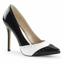 Pleaser Amuse-26 Hidden Platform Wingtip Pump