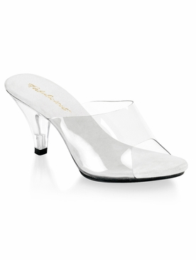 Pleaser Belle-301 Stiletto Heel Slide