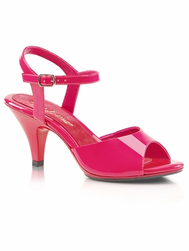 Pleaser Belle-309  Ankle Strap Sandal