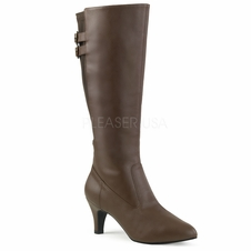 Pleaser Divine-2018 Knee High Boot