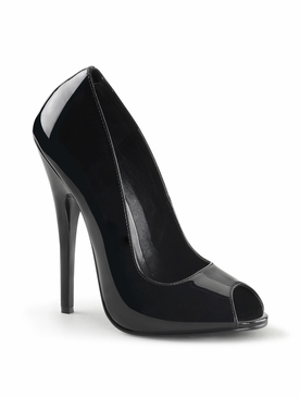 Pleaser Domina-212 Peep Toe Pump