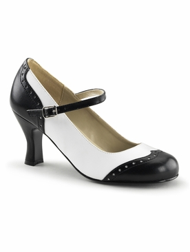 Pleaser Flapper-25 Spectator Mary Jane Pump