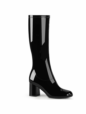 Pleaser Gogo-300-2 Stretch Gogo Boot