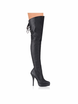 Pleaser Indulge-3011 Thigh High Boots Size 11