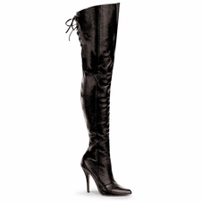 Pleaser Legend-8899 Wider Thigh High Boots