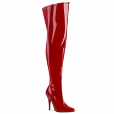 Pleaser Seduce-3000WC Thigh High Boot