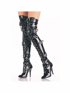 Pleaser Seduce-3028 Thigh High Boot
