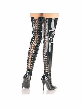 Pleaser Seduce-3063 Thigh High Boot