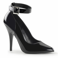 Pleaser Seduce-431 Ankle Strap Pump