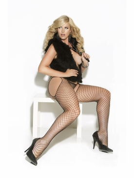 Plus Size Elegant Moments 8517Q Pantyhose