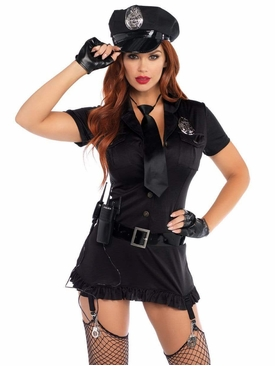 Policeman Role Play Costume