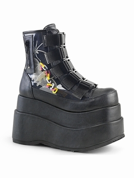 Festival and Rave Ankle Boots