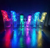Led Light Up Exotic Dancer Shoes