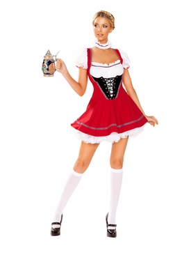 Roma 2pc Beer Wench Roleplay Costume