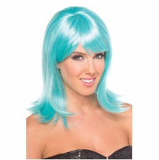 Solid Color Doll Wig In 15 Colors